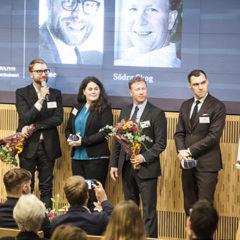 3nine, einer von fünf Finalisten bei den Smart Industry Awards